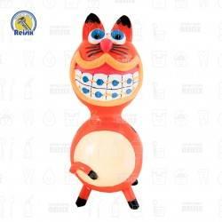 Figura decorativa gatito...