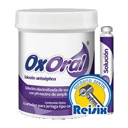 OxOral Solución Antiséptica...