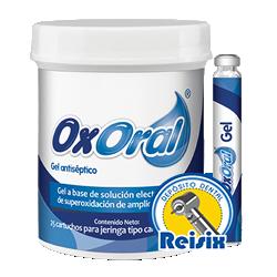 OxOral gel Antiséptico...