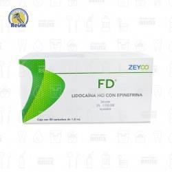 Anestesia Lidocaina FD 2%...