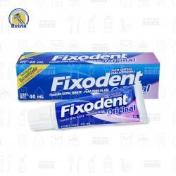 Adhesivo de dentadura...